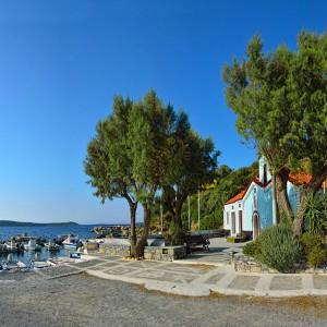 Agia Paraskevi, Insel Samos