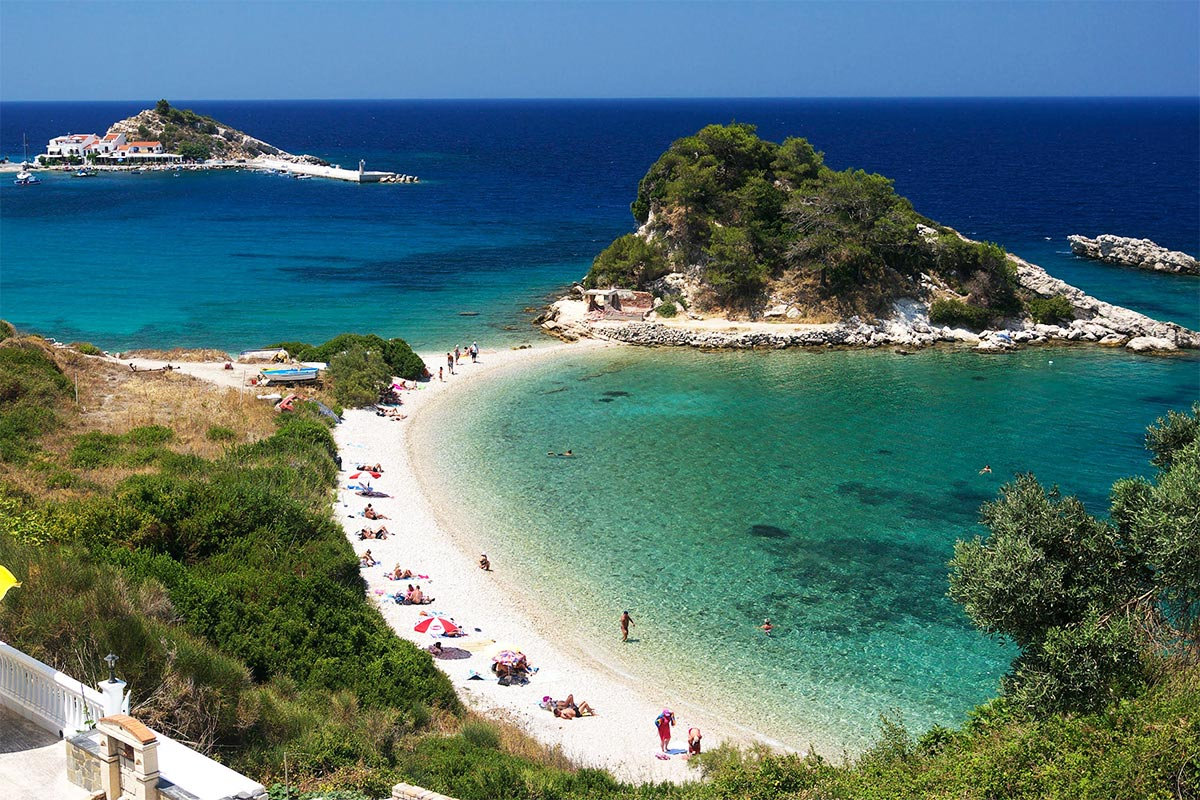 beaches-samos-island