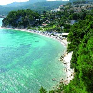 Holidays in Samos during may and June